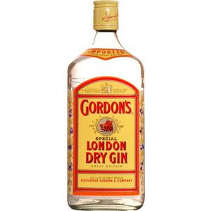 GIN Gin 37.5° Gordon's london dry 70cl