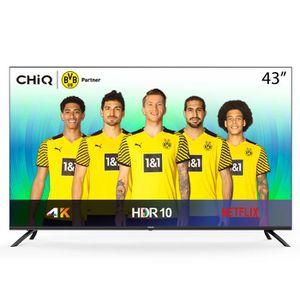 Téléviseur LED 4K TV LED SMART 43''(109cm) U43H7L - HDR10, Wifi,