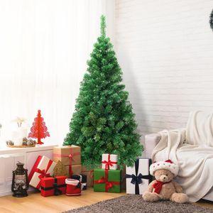 SAPIN - ARBRE DE NOËL Arbre de Noël Artificiel 210 cm Sapin de Noël en P