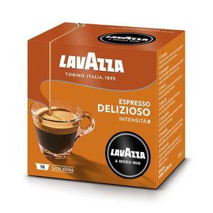 CAFÉ Lavazza A Modo Mio Café Espresso Delizioso 16 caps