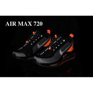 air max 720 noir et orange