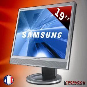 ECRAN ORDINATEUR Ecran PC TFT LCD 19