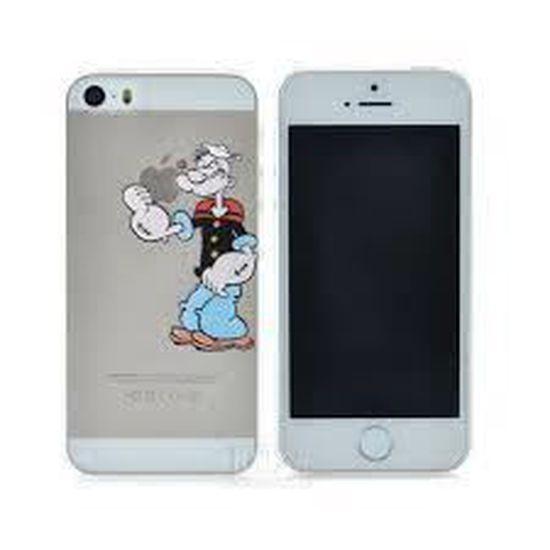 coque iphone 4 4s disney transparente popeye tient