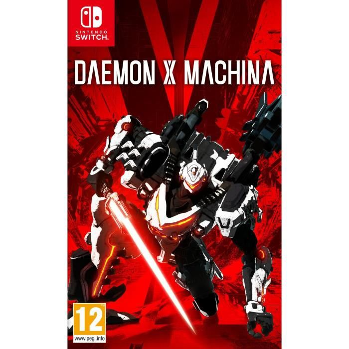 DAEMON X MACHINA Jeu Switch
