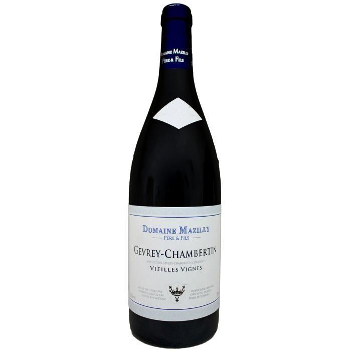 Gevrey-Chambertin, Vieilles Vignes, Domaine Mazilly (Bourgogne), 2017 - Vin Rouge