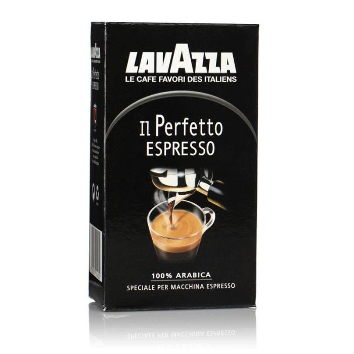 LAVAZZA Café moulu - 250 g