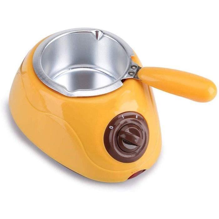FONDUE ELECTRIQUE F Chocolatiere Pot De Fusion De Chocolat Eacutelectrique Machine De Fondue Eacutelectrique De Fondue De Chocol266