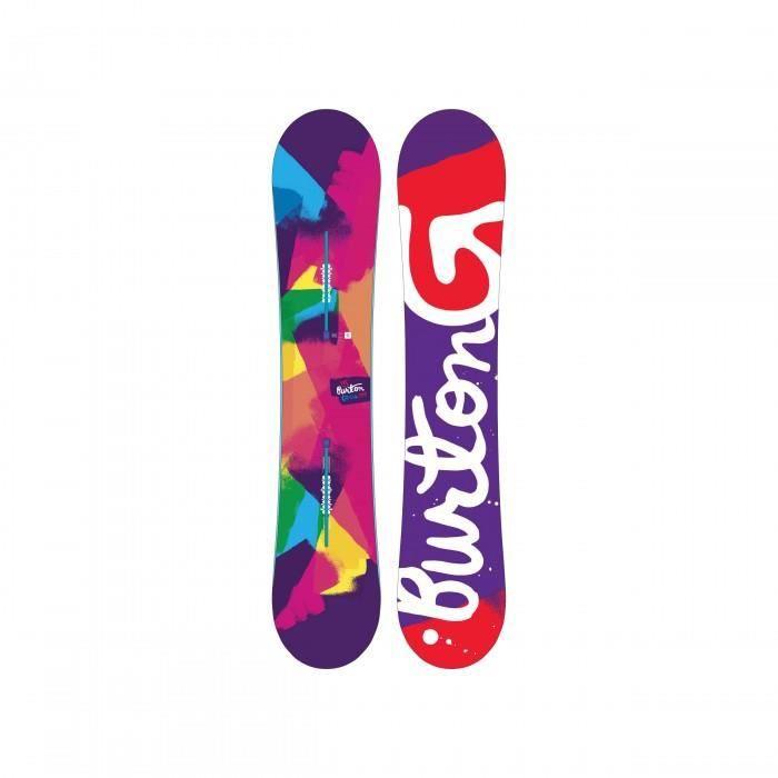 Planche De Snowboard Burton Genie