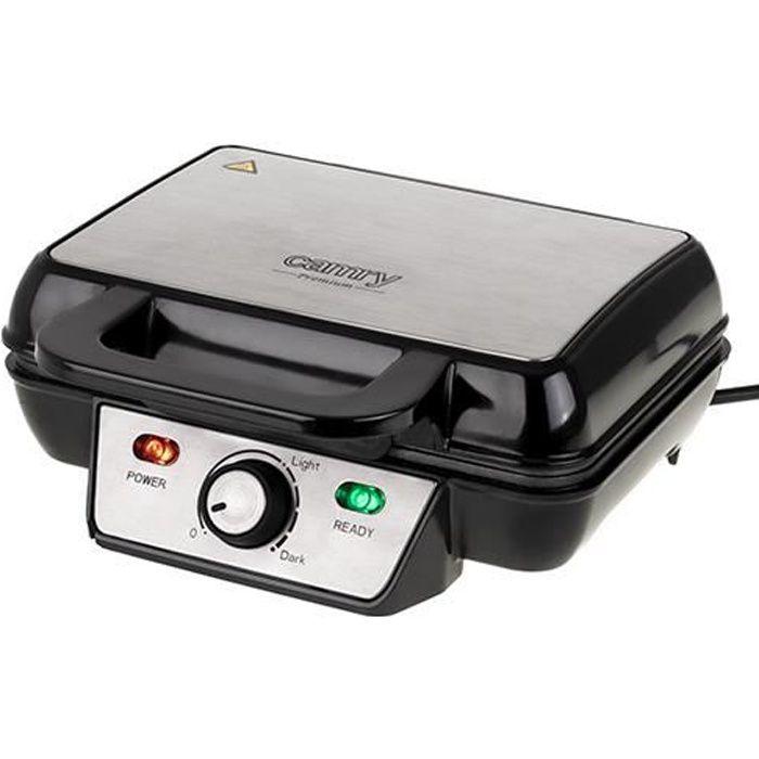 Gaufrier 1600W Camry CR 3046