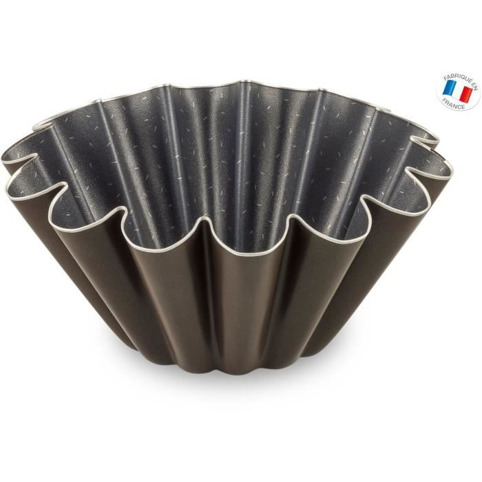 TEFAL SUCCESS Moule à brioche J1606602 diamètre 23 cm marron