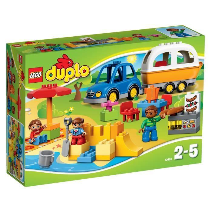 LEGO® DUPLO 10602 L'Aventure au Camping