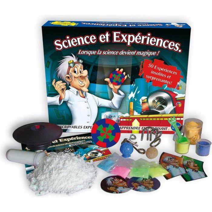 Oid magic - SCI2 - Science et expériences