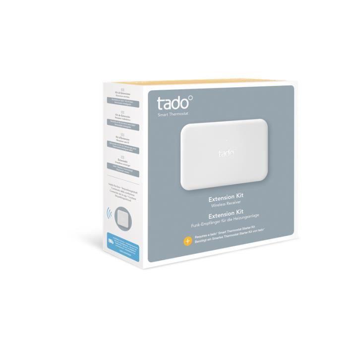 Kit d'extension pour Thermostat intelligent - Tado