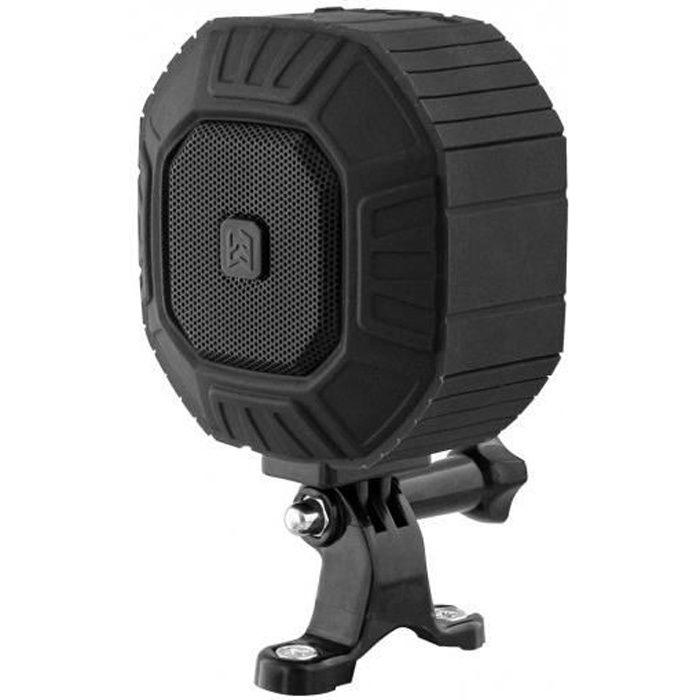 TNB HPACTIONBK - ACTION - Enceinte Waterproof Bluetooth, 5W - noir