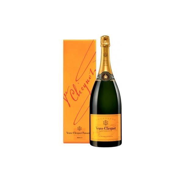 Veuve Clicquot Carte jaune Magnum - Champagne