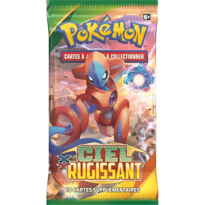 Pokemon booster xy 6 achat vente carte a collectionner les soldes sur cdiscount cdiscount - Cart pokemon xy ...