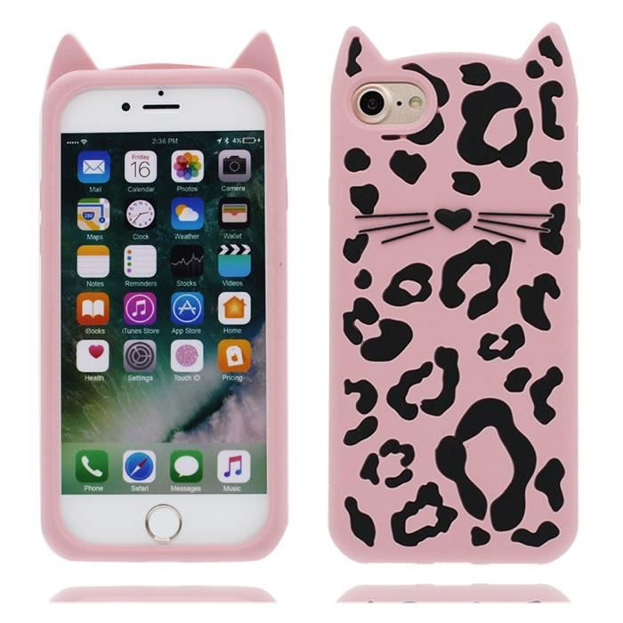 coque iphone 6 kawaii chat