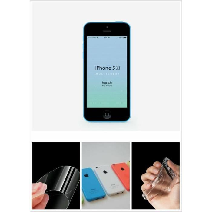 iphone 5c 32gb bleu achat smartphone pas cher avis et. Black Bedroom Furniture Sets. Home Design Ideas