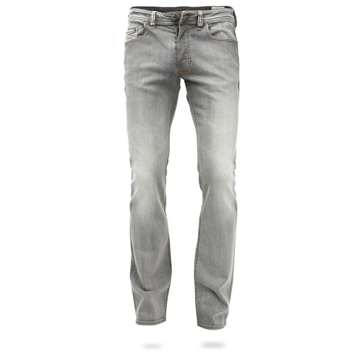 diesel jean safado homme gris clair achat vente jeans diesel jean homme cdiscount. Black Bedroom Furniture Sets. Home Design Ideas