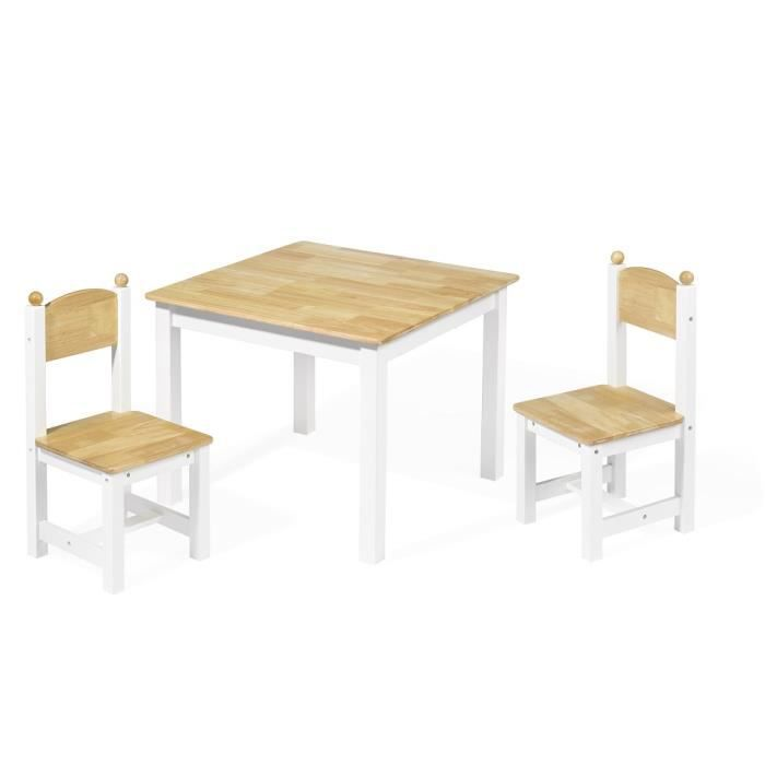 Table chaise enfant bois achat vente table chaise - Table chaise pour enfant ...