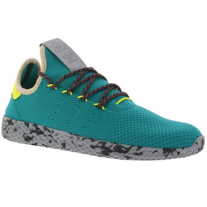 Vert Tennis Cq1872 Pharrell Adidas Homme Hu Originals Williams Sneaker fg76bYy