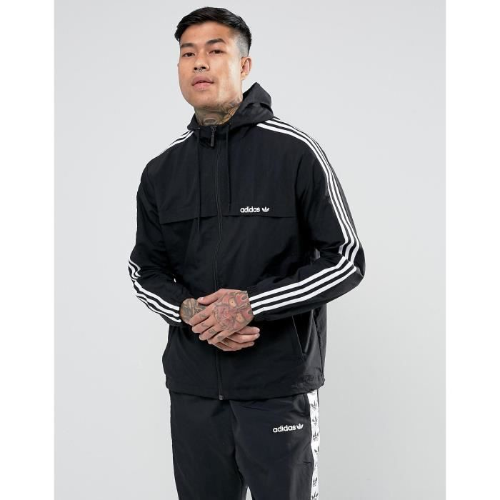 adidas coupe vent homme