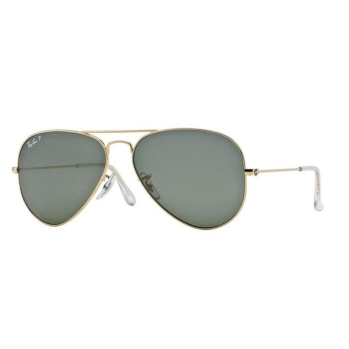ray ban lunettes femme aviator