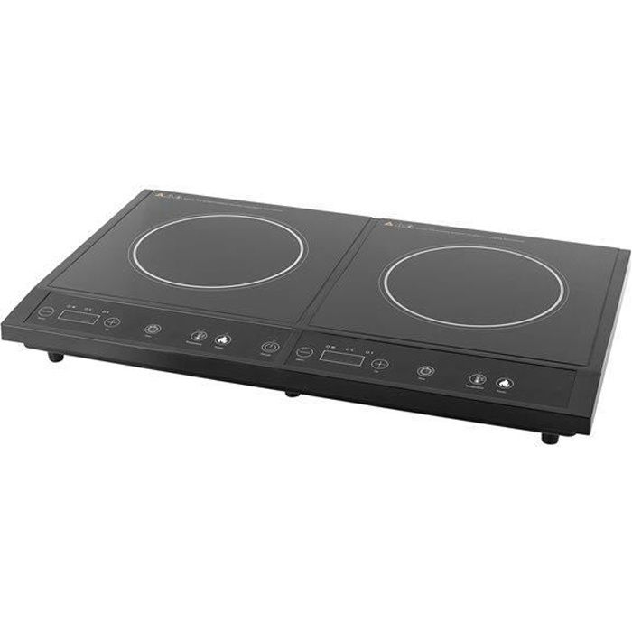 tristar ik 6179 plaque de cuisson posable induction 2. Black Bedroom Furniture Sets. Home Design Ideas