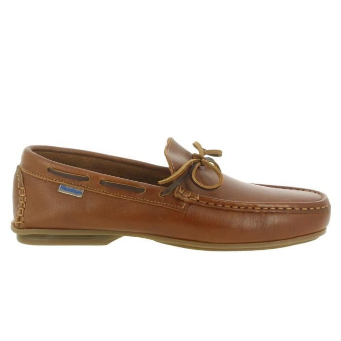 chaussures bateau 1311 homme himalaya 1311 45 Marron