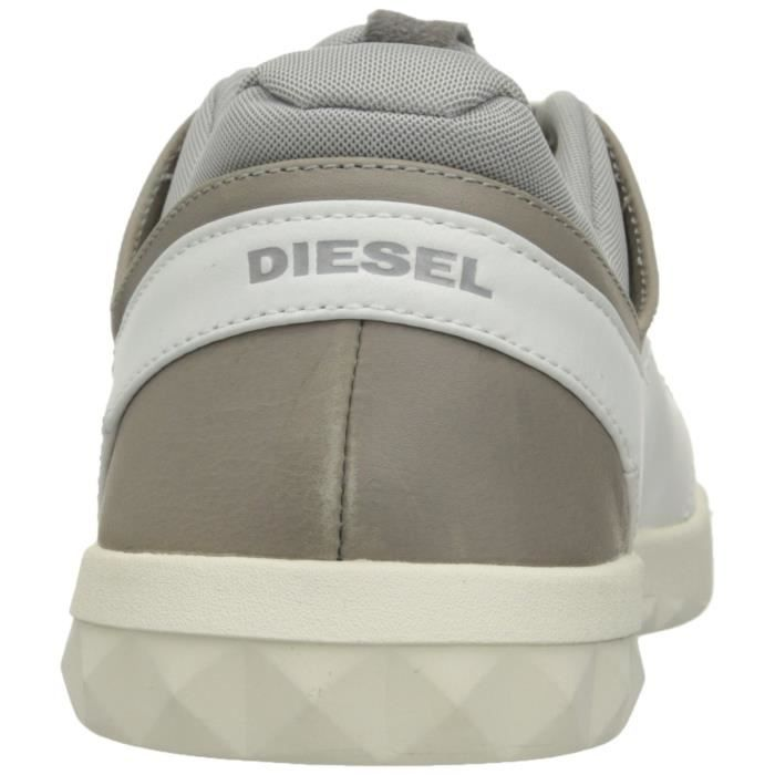 Diesel Stud-v S-studdzy Lace Sneaker Fashion C5G4W Taille-42 1-2