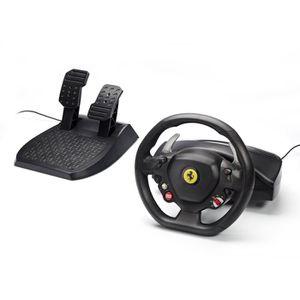 VOLANT PC THRUSTMASTER Volant PC Ferrari 458 Italia - Xbox 3
