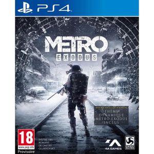 JEU PS4 Metro Exodus Jeu PS4