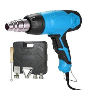 DÉCAPEUR 2000W 220V Décapeur Poche Pistolet Bleu Thermique