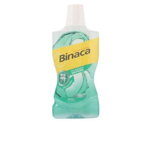 BAIN DE BOUCHE Binaca - MENTHE bain de bouche sans alcool 500 ml
