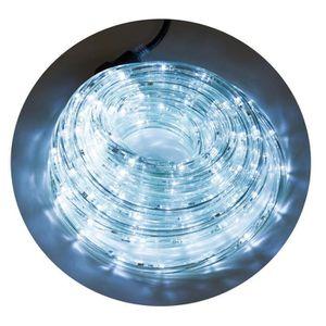 GUIRLANDE D'EXTÉRIEUR Tube lumineux extérieur - 192 LED blanc froid - 8
