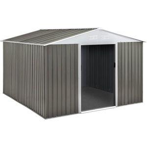 ABRI JARDIN - CHALET Abri jardin métal