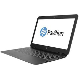 ORDINATEUR PORTABLE HP Pavilion 15-bc301nf Core i5 7200U - 2.5 GHz Win