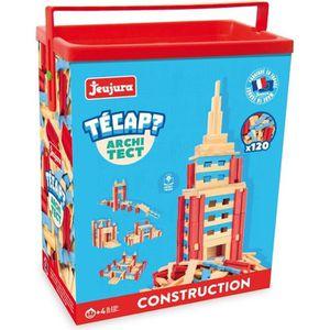 JEU D'ADRESSE JEUJURA Tecap ? Architect - 120 planchettes en boi