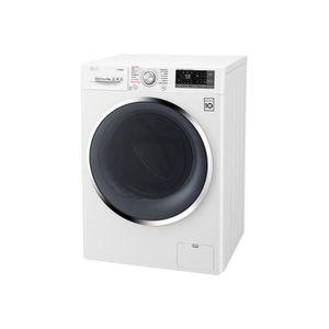 LAVE-LINGE LG F94J72WHS Machine à laver pose libre WiFi large