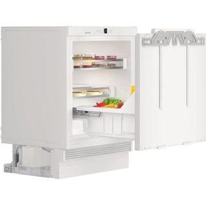RÉFRIGÉRATEUR CLASSIQUE Réfrigérateur intégrable sous plan Liebherr UIKo15