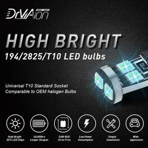 SEAT ibiza mk4 501 W5W Intérieur Blanc boîte à gants Ampoule Lumière LED haute puissance