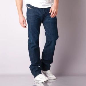 JEANS Jean coupe droite Larkee-Relaxed pour homme