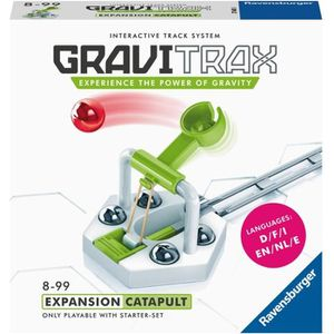 ASSEMBLAGE CONSTRUCTION GRAVITRAX Canon Catapulte - Bloc Action pour Circu