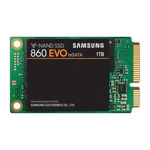DISQUE DUR SSD Samsung SSD Interne 860 EVO Msata (1 To) - MZ-M6E1