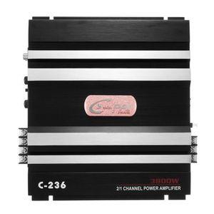 Résistance NEUFU 3800 Watt Voiture Amplificateur Caisson 2 Ca