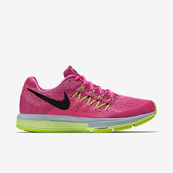 nike baskets chaussures running air zoom vomero 10 femme prix pas cher cdiscount. Black Bedroom Furniture Sets. Home Design Ideas