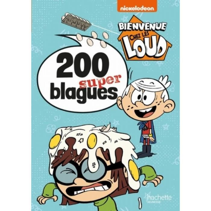 Livre Bienvenue Chez Les Loud
