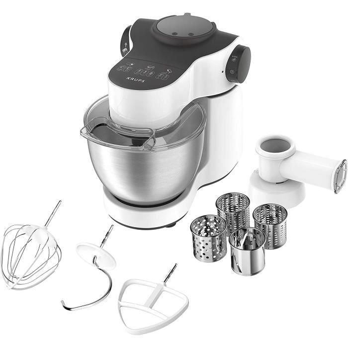 Krups Master Perfect Robot de cuisine Hachoir Blanc.