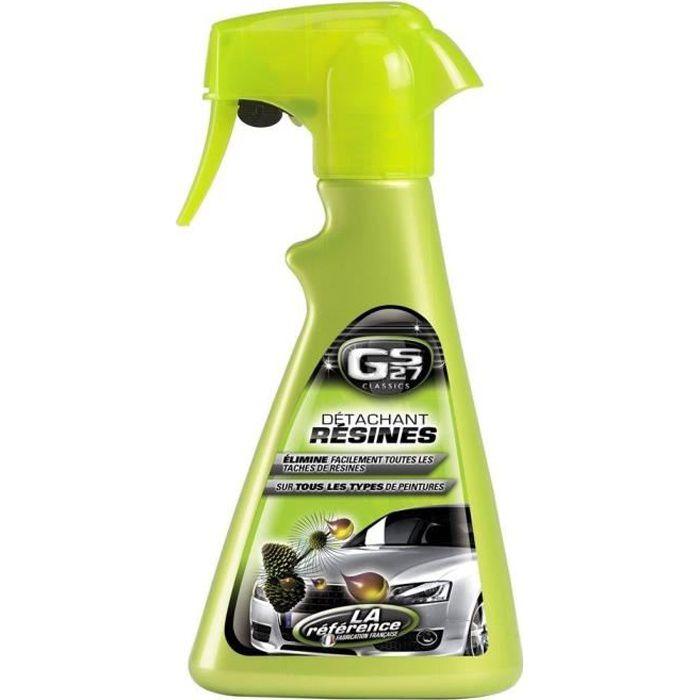 GS27 Détachant résines - 250 ml