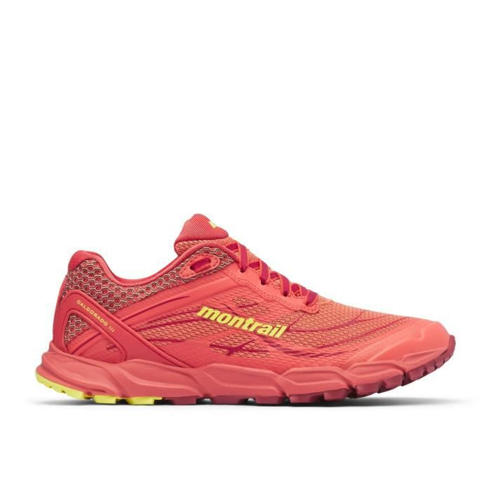 Chaussures de trail femme Columbia Running Caldorado III